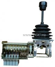 QT джойстик командоконтроллер